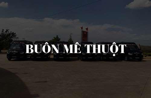 Xe Limousine Buôn Mê Thuột