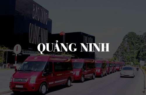 Xe limousine Quảng Ninh