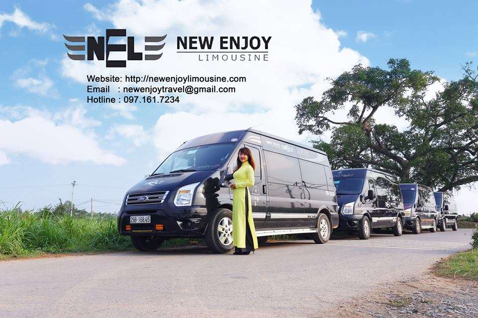 Xe New Enjoy Limousine
