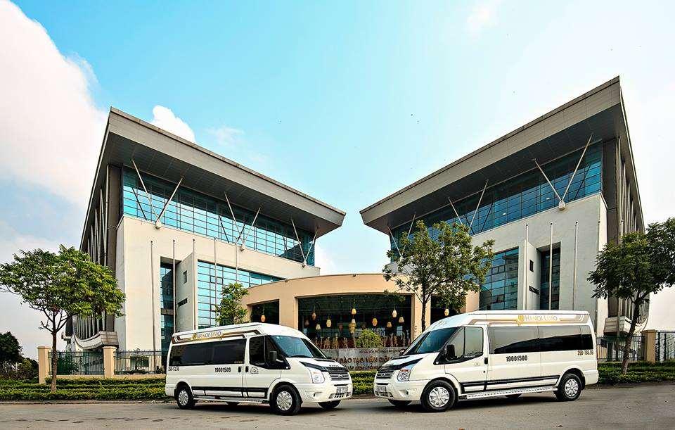 Xe Limousine tuyến Hà Nội - Phú Thọ - nhà xe Hà Nội Limo
