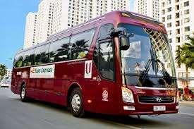 Xe limousine Sapa Express tuyến Hà Nội - Sapa