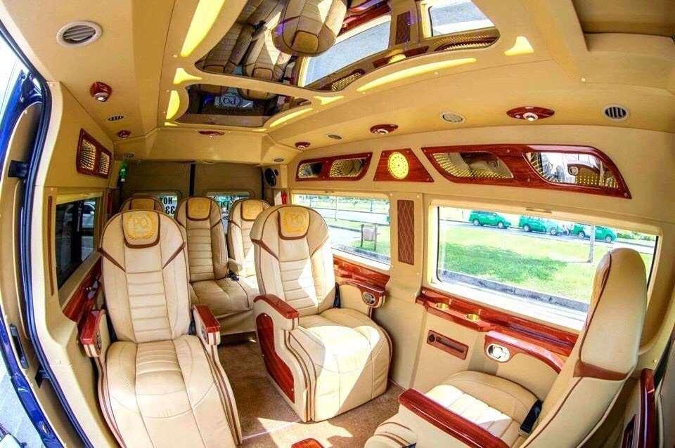 Thue xe limousine tai Phu Quoc