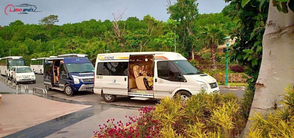 Thuê xe limousine Phú Quốc uy tín