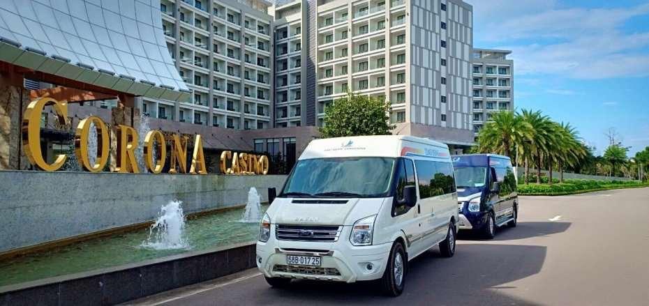 Thuê xe Limousine Phú Quốc uy tín giá rẻ hàng đầu