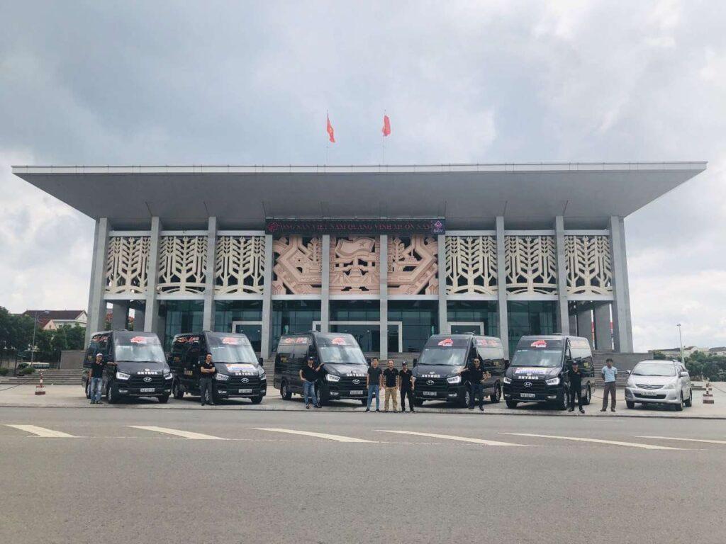 Xe limousine VIP Đông Hà đi Đà Nẵng