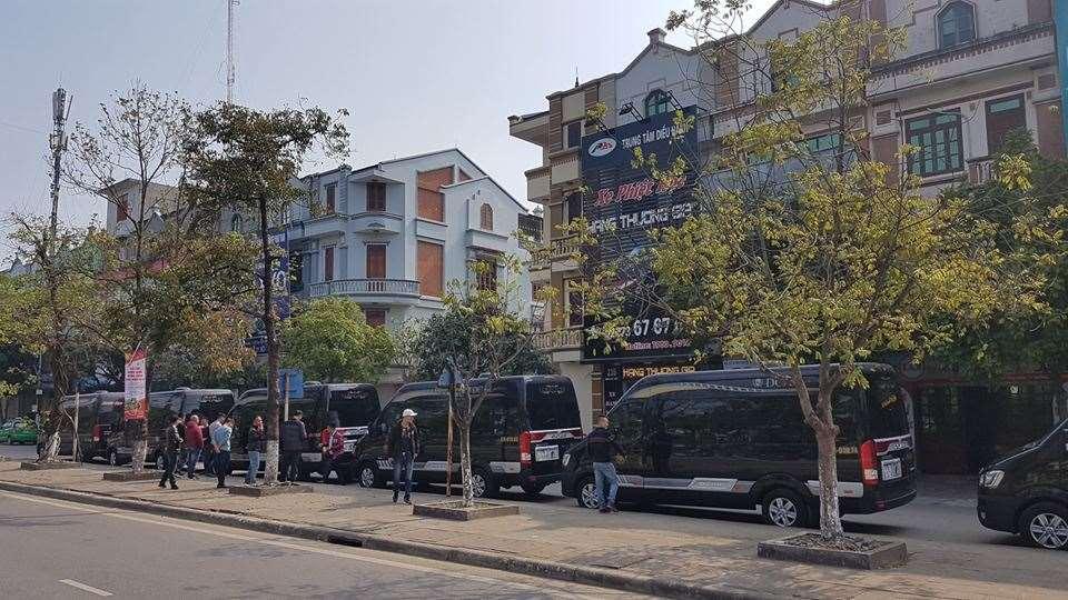 Xe VIP Limousine tuyen Ha Noi Thai Binh - xe khach Phiet Hoc