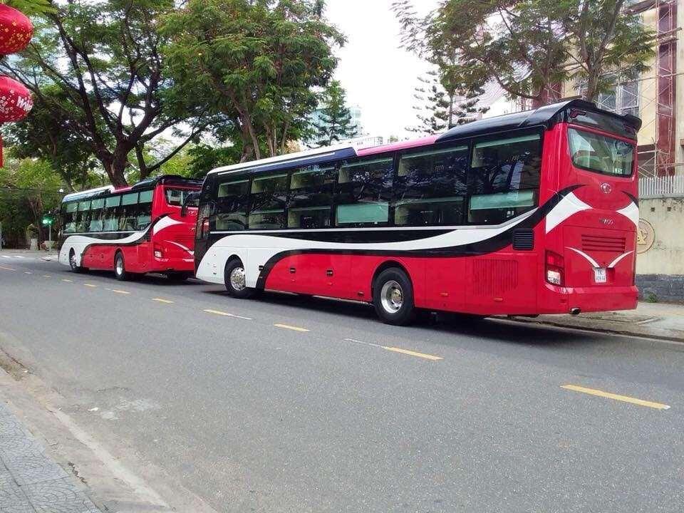 Xe limousine hà nội đi Quảng Ninh - nhà xe Xuân Trường