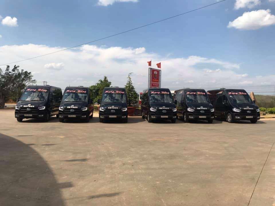 Xe limousine Buôn Mê Thuột đi Nha Trang - Rạng Đông Limousine