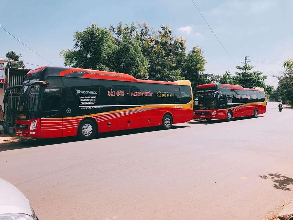 Hoang Kim Busline - xe limousine tuyen Dac Mil _ Buon Me Thuot