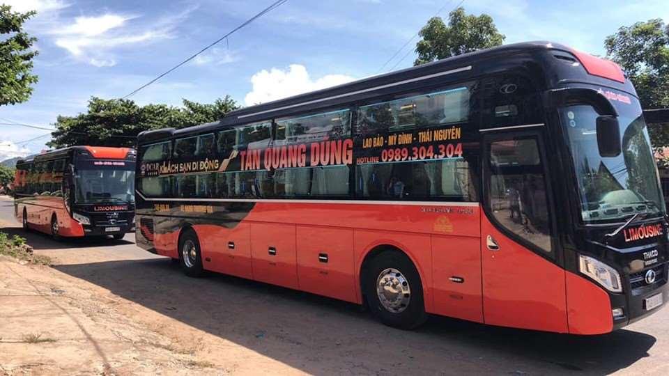 xe limousine Quang Tri di Da Nang - Tan Quang Dung Limousine