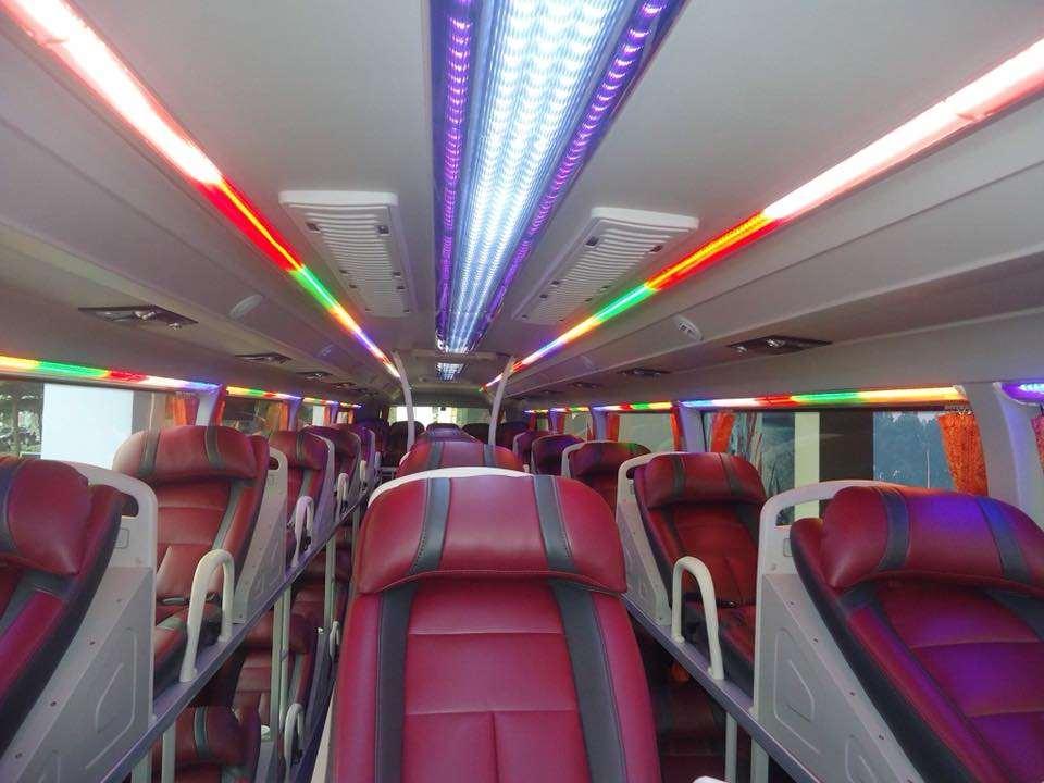 Xe limousine giường nằm đi Phú Yên từ Sài Gòn - Cúc Tư