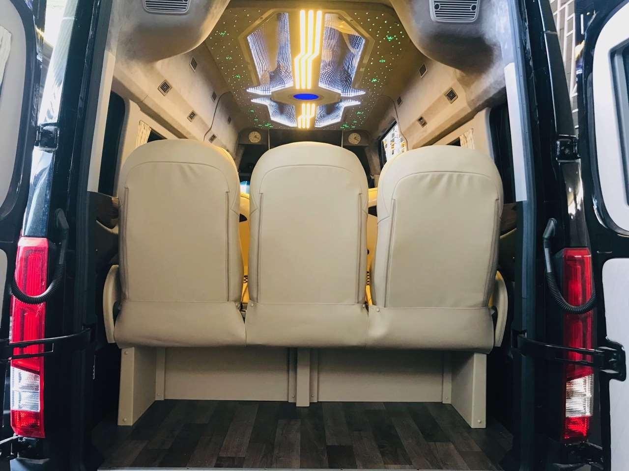 Thuê xe Solati Limousine Sài Gòn đi Phan Thiết giá tốt