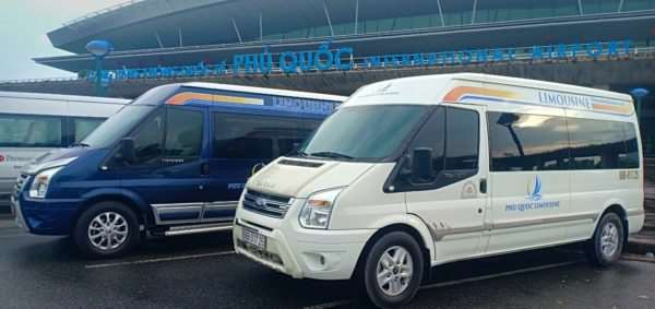Cho thuê xe limousine Phú Quốc từ Marriot đi Dương Đông