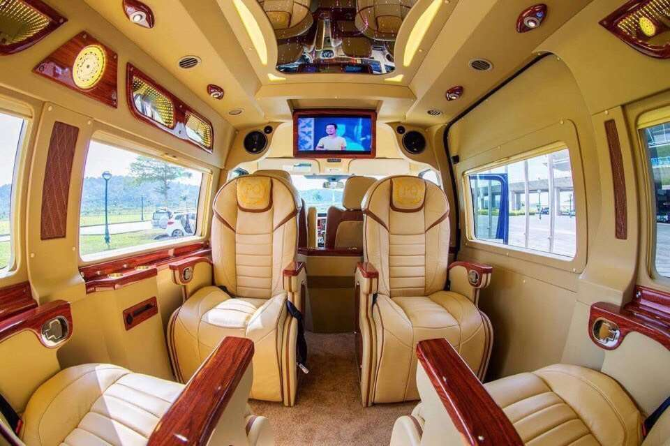 Cho thuê xe limousine Phú Quốc từ Marriot đi Dương Đông 1