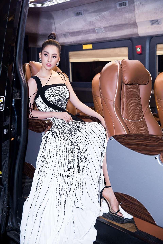Sao Việt hào hứng với xe limousine Skybus 3