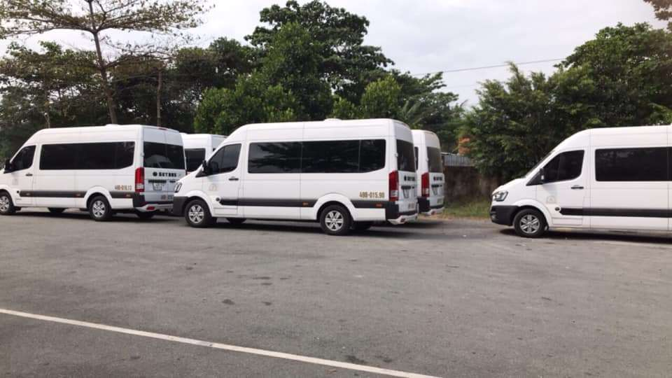 Thuê xe Solati Limousine đi Phan Thiết tại Sài Gòn 1