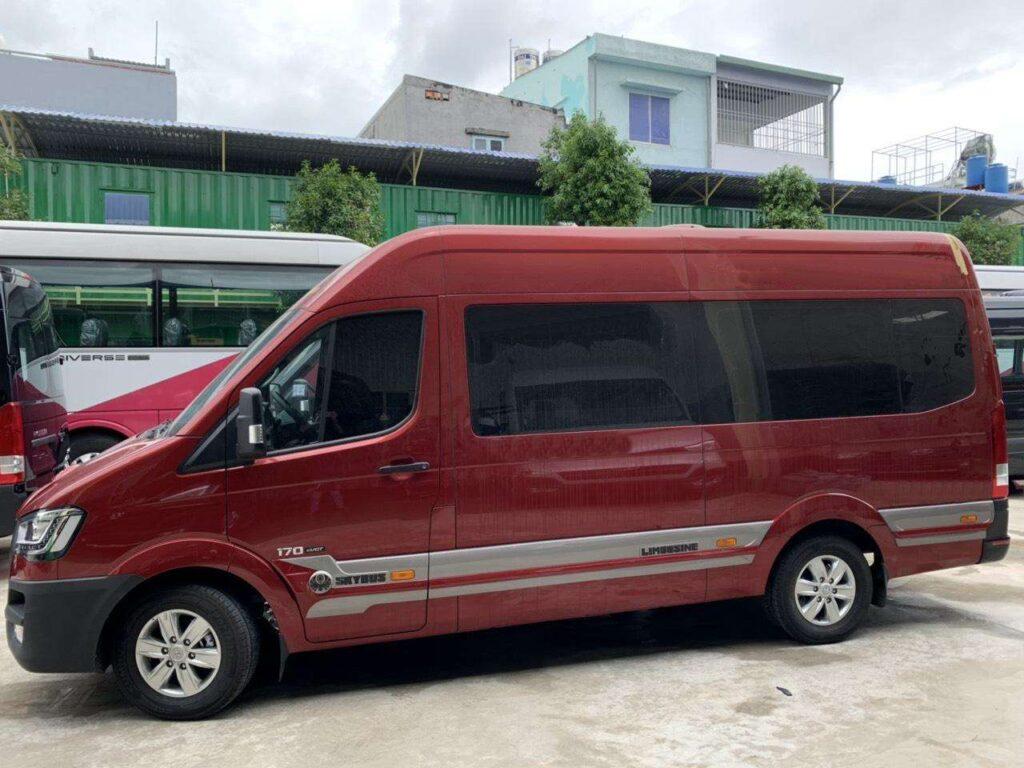 Xe VIP Sài Gòn đi Mũi Né Phan Thiết - Thủy Hà Linh