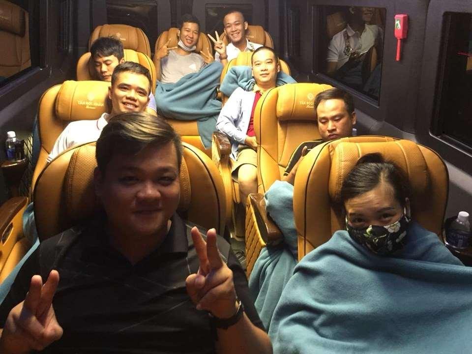 Xe VIP limousine Đông Hà - Quảng Trị - Đà Nẵng - Tân Đức Nhân