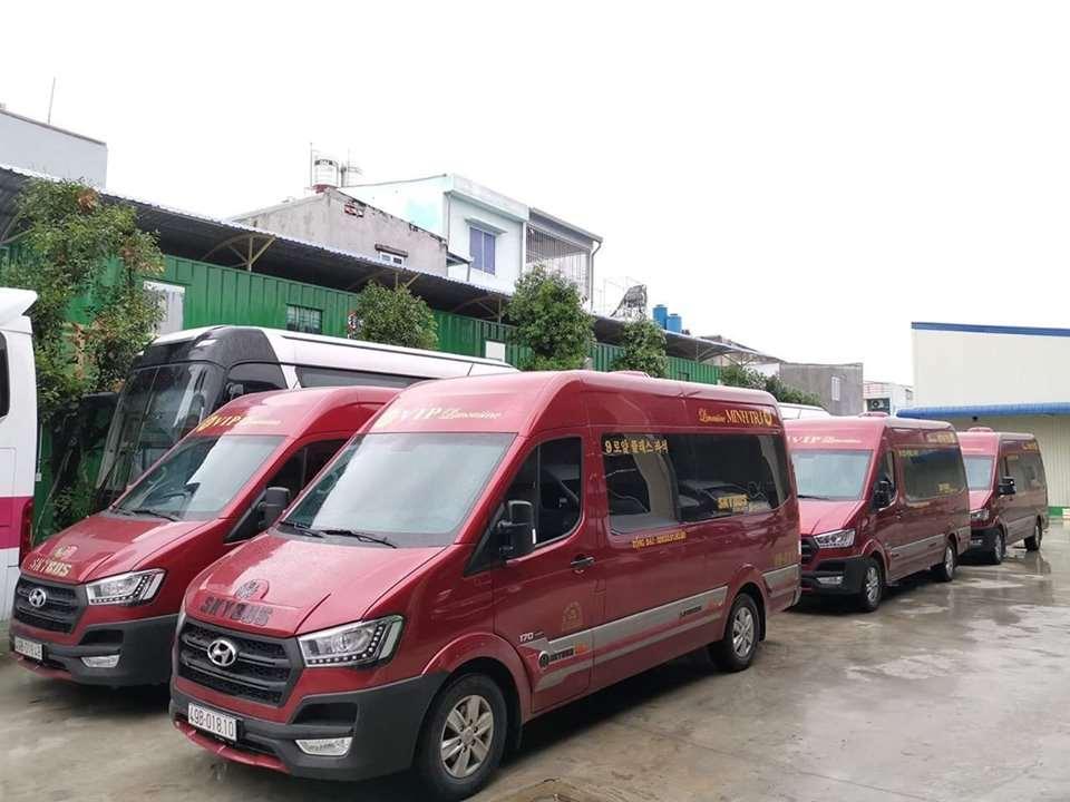 Xe VIP Limousine Đà Lạt - Nha Trang- Lạc Hồng Limousine