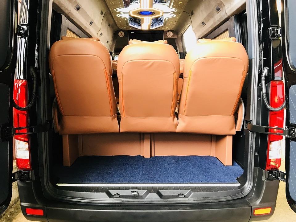thuê xe limousine Đà Nẵng uy tín