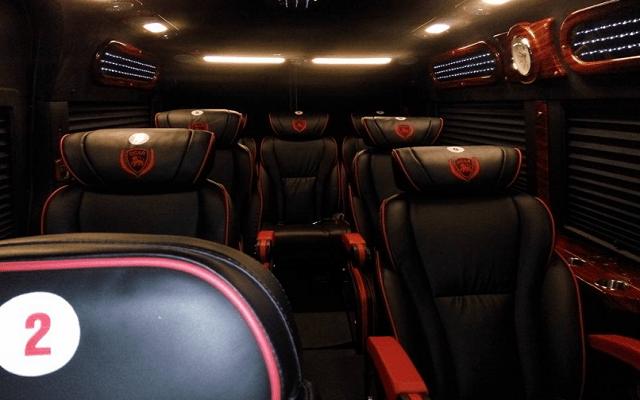 Xe limousine Hà Nội đi Bắc Cạn - Hải Anh Limousine