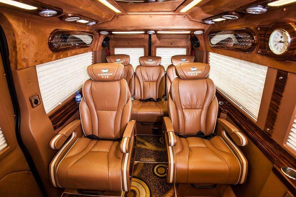 Xe limousine Hà Nội đi Hà Nam Phủ Lý - Thời đại 4.0 Limousine