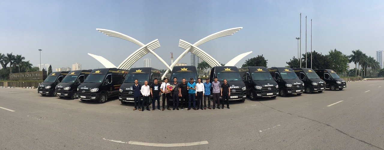 Xe VIP limousine Hà Nội đi Thái Bình - Hà Hải Limousine