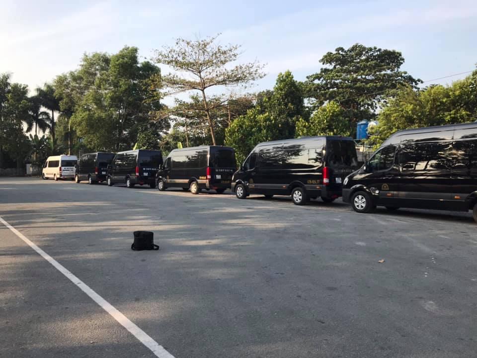 Xe limousine Hà Nội đi Thái Nguyên   Minh Anh Limousine