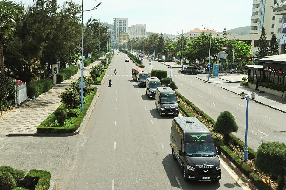 Xe limousine Hà Nội đi Thái Nguyên chất lượng nhất