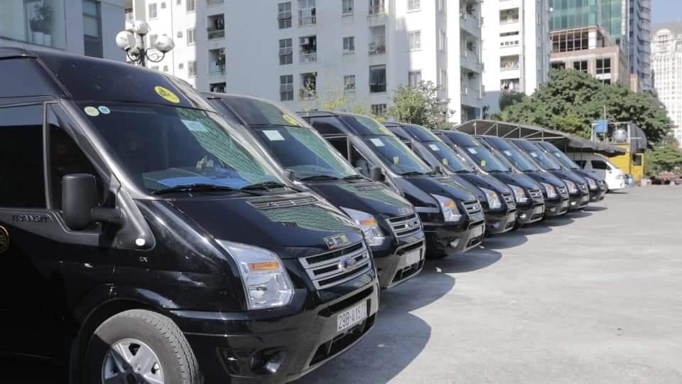Xe limousine Hà Nội đi Thanh Hóa Beepro