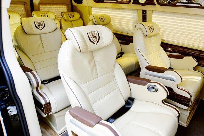 Xe limousine Hà Nội Thái Nguyên | nhà xe Newstar