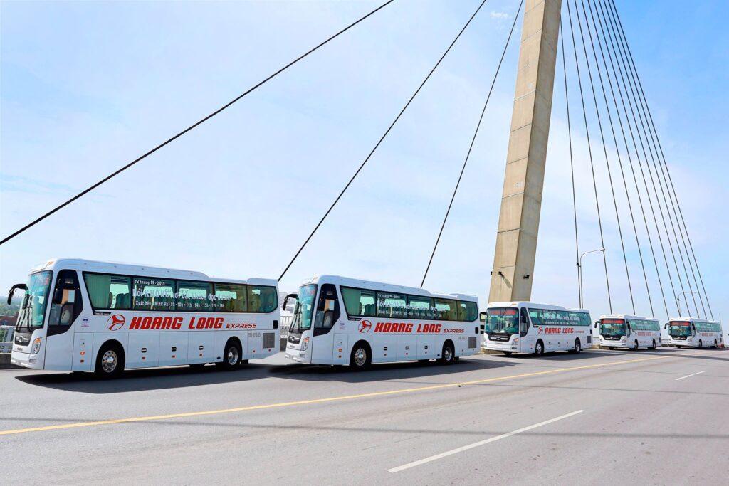 Xe limousine Hà Nội đi Hải Phòng - Hoàng Long Limousine