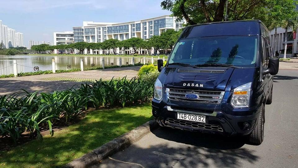 Xe limousine Hà Nội Hải Phòng - Nam Anh Limousine
