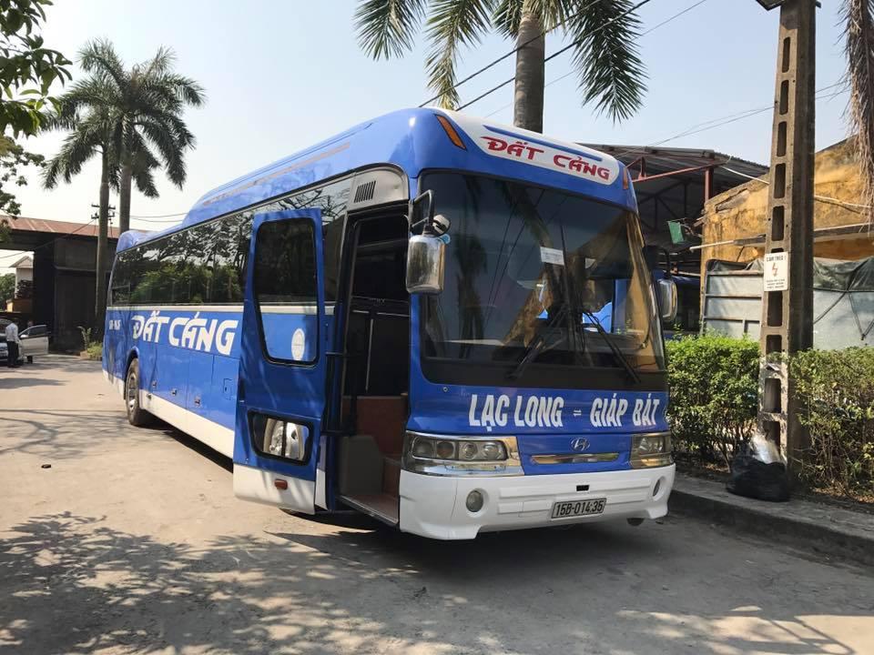 xe khách Anh Huy Hà Nội - Hải Phòng