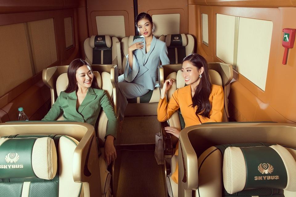 Xe limousine Nội Bài Hà Nội - Hải Phòng 1