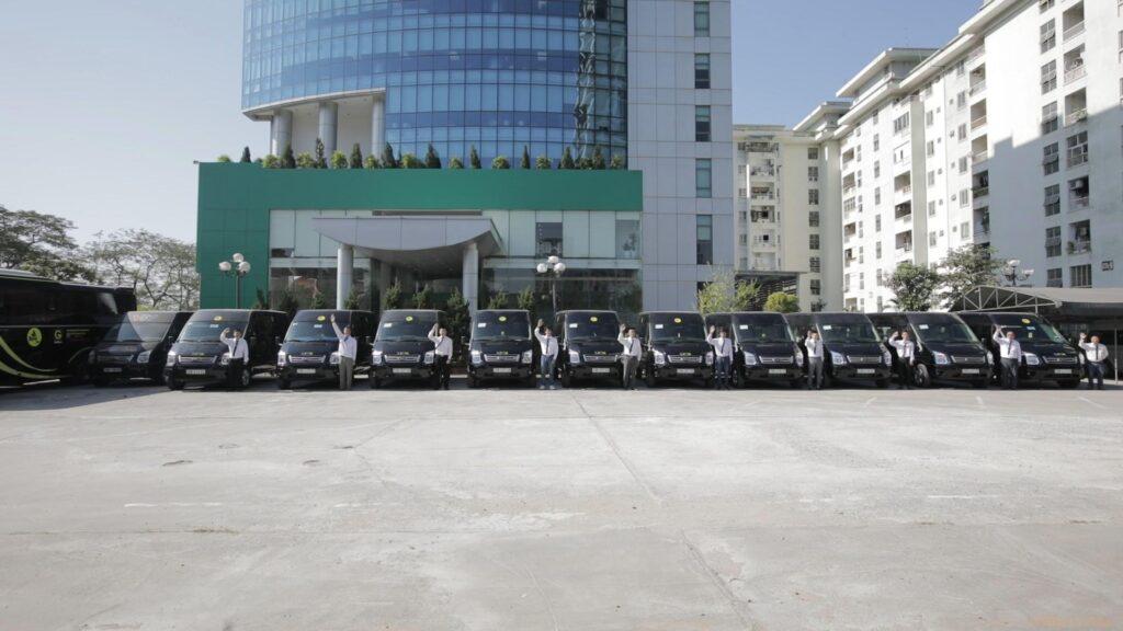 Xe VIP limosuine Hà Nội đi Hải Hậu Nam Định