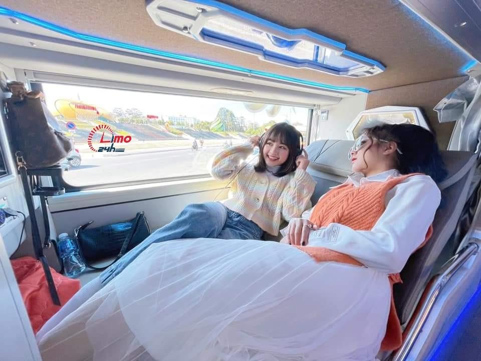 Xe giường đôi Sài Gòn đi Đà Lạt cao cấp bậc nhất